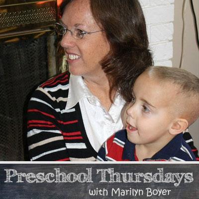 Thursdays-Preschool