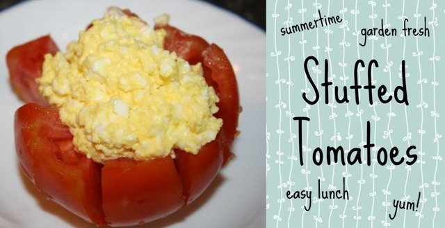 stuffed tomatoes pic monkey