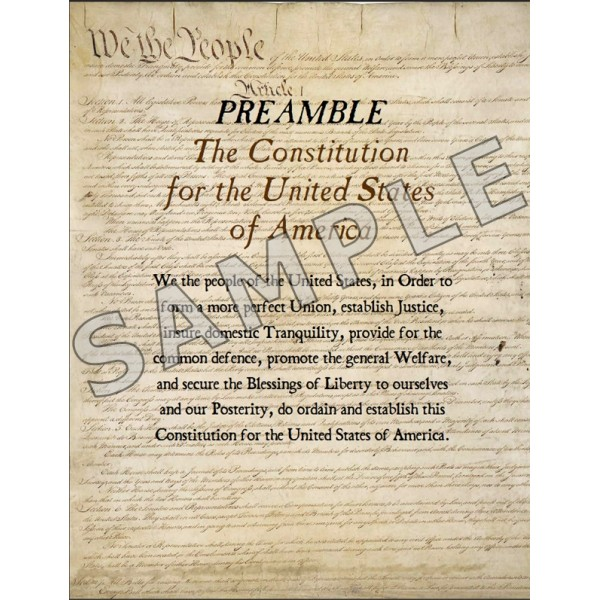 preamble to the constitution 2