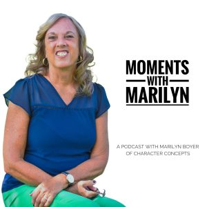Moments with Marilyn Podcast